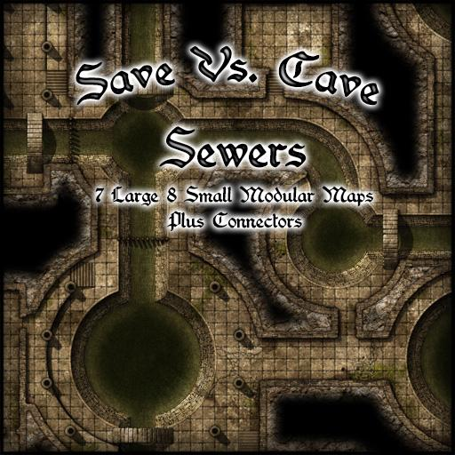 Save Vs. Cave Sewers