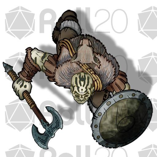47 - Heroic Characters 3 | Roll20 Marketplace: Digital goods