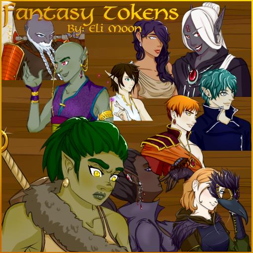 Fantasy Tokens