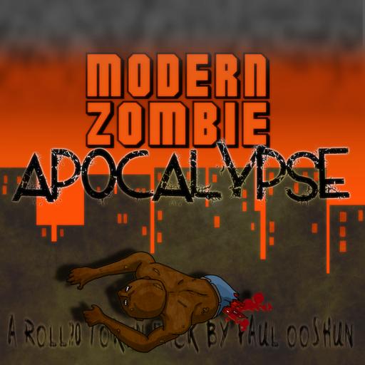 Modern Zombie Apocalypse
