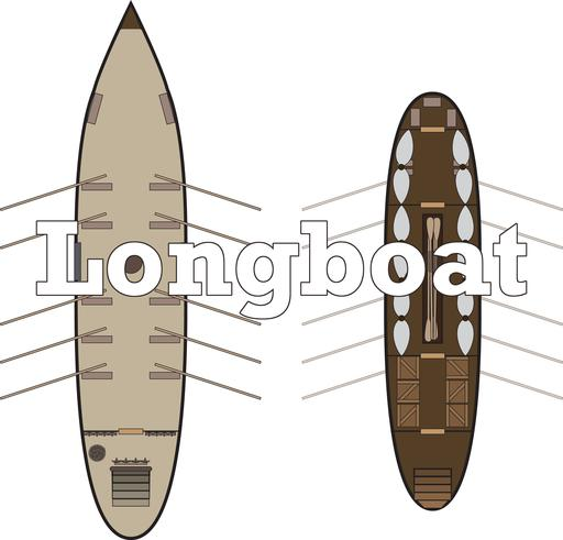 Longboat Map