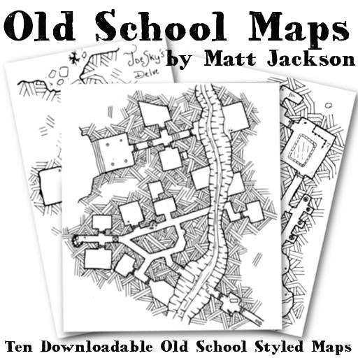 Matt Jackson Oldschool Pack