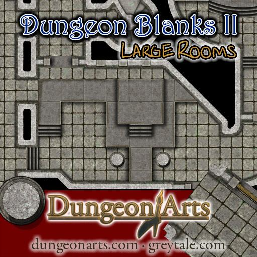 Greytale's Dungeon Blanks 2