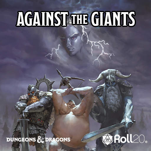 Against the Giants (Tales from the Yawning Portal)