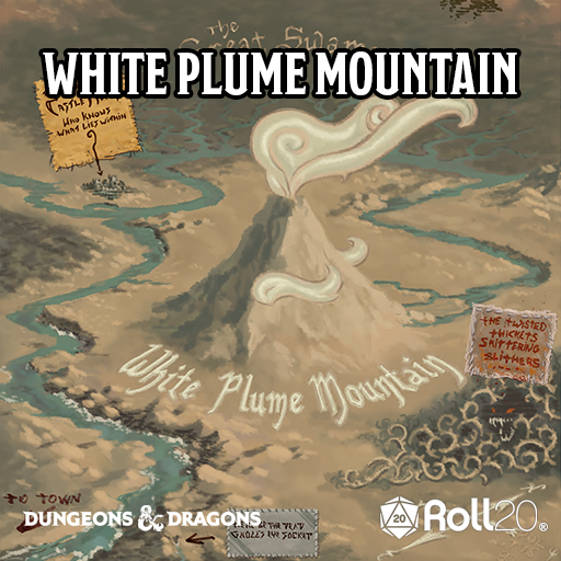White Plume Mountain (Tales from the Yawning Portal)