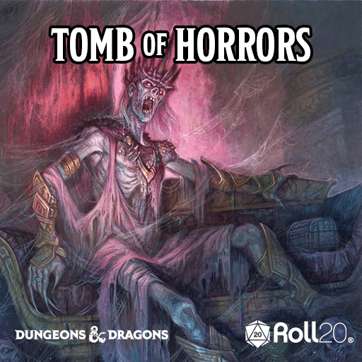 Tomb of Horrors (Tales from the Yawning Portal)