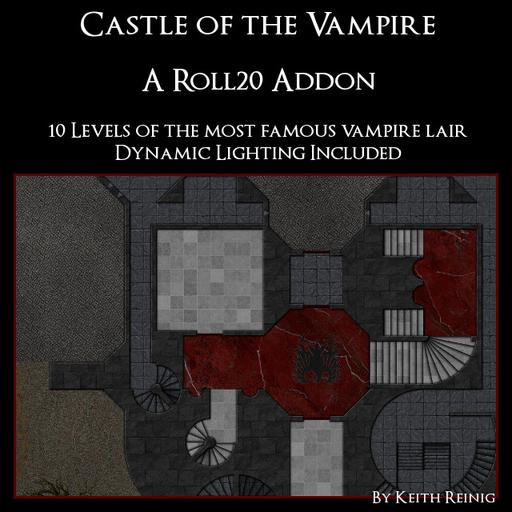 Castle of the Vampire