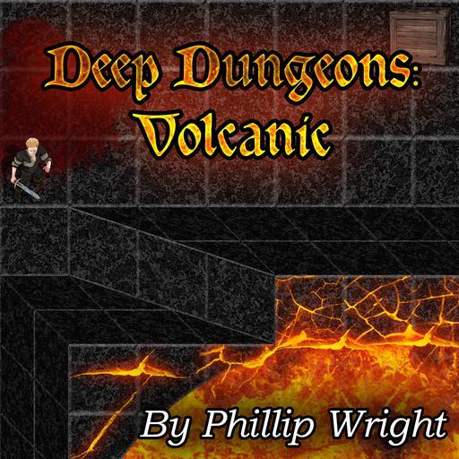 Deep Dungeons - Volcanic
