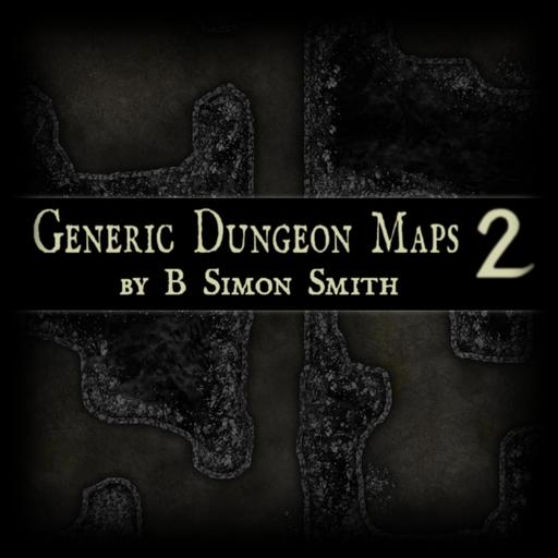 Generic Dungeon Maps 2