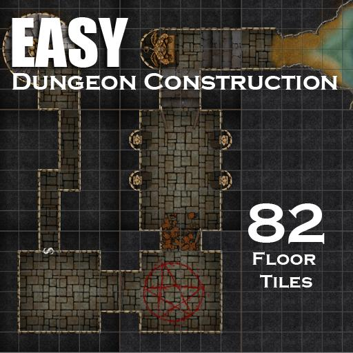 Easy Dungeon Construction