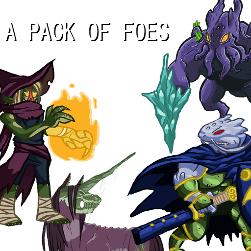 A Pack of Foes