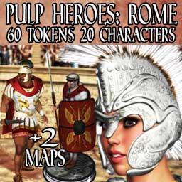 Pulp Heroes: Rome