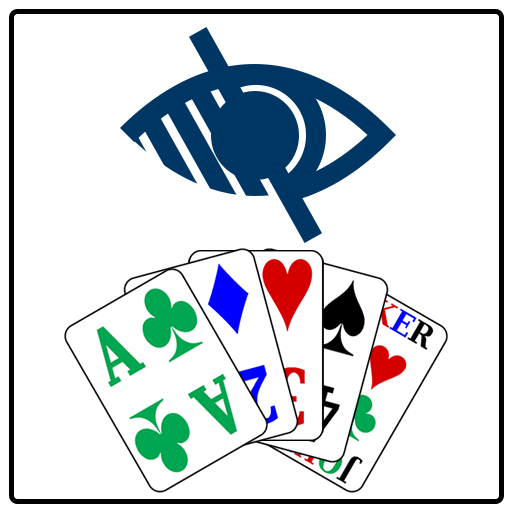 Accessibility Playing Card Deck