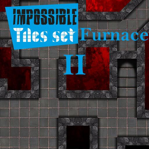 Impossible Tiles Set: Furnace 2