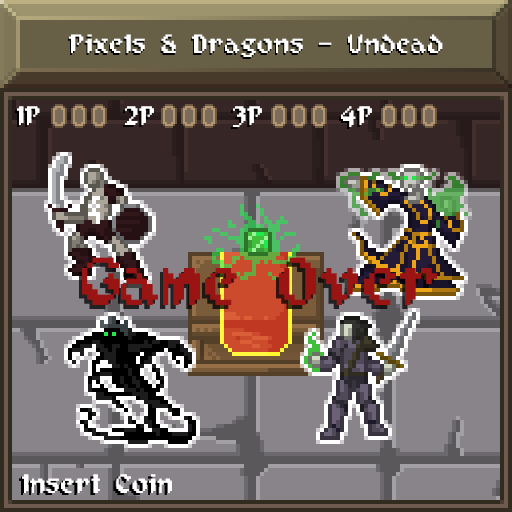 Pixels and Dragons - Undead