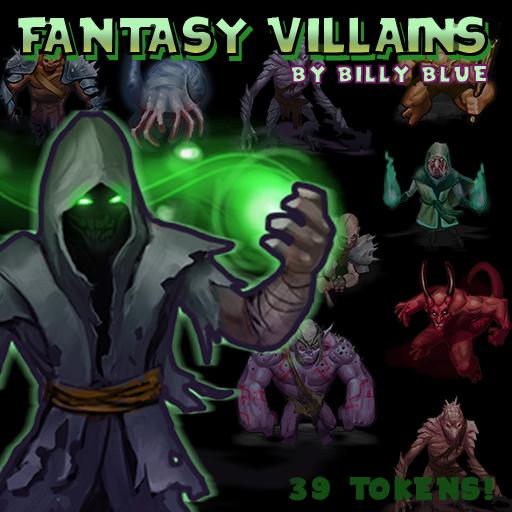 Fantasy Villains
