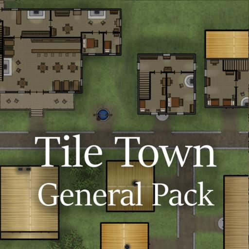 Tile Town General Pack