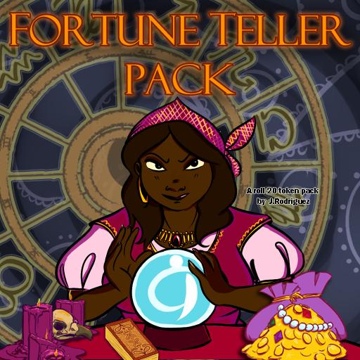 Fortune Teller Set