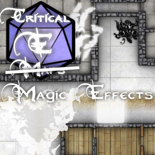 Critical E Maps: Magic Effects
