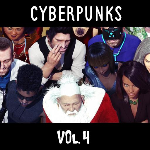 Cyberpunks Vol. 4