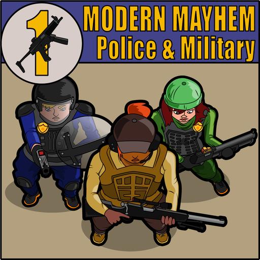 Modern Mayhem Pack 1