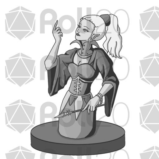 Digital Miniatures - Wizards | Roll20 Marketplace: Digital goods for