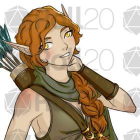 Fantasy Tokens Elven Races Roll20 Marketplace Digital Goods For