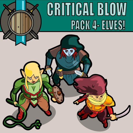 Critical Blow Pack 4