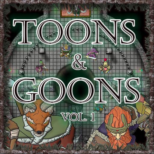 Toons & Goons Vol. 1