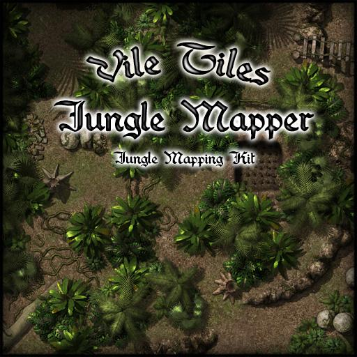 Vile Tiles: Jungle Mapper