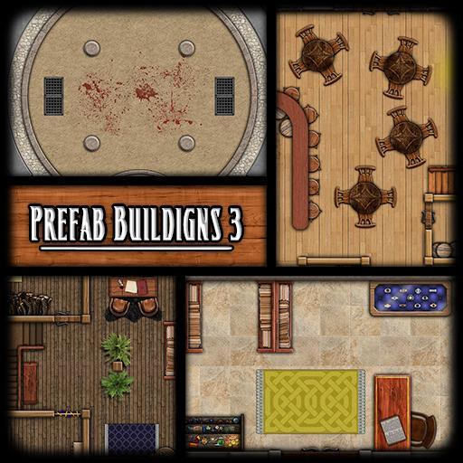 Prefab Buildings 3