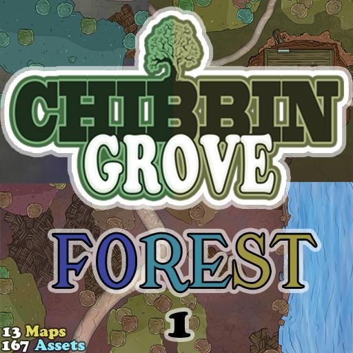 Chibbin Grove Forest 1