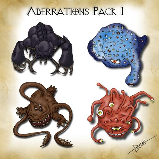 Aberrations Pack 1