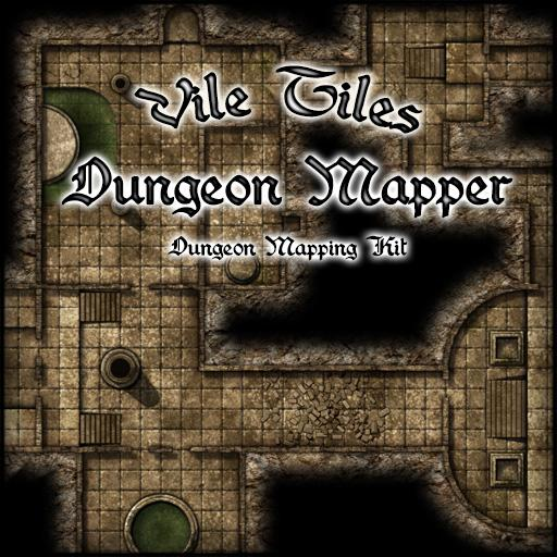 Vile Tiles: Dungeon Mapper