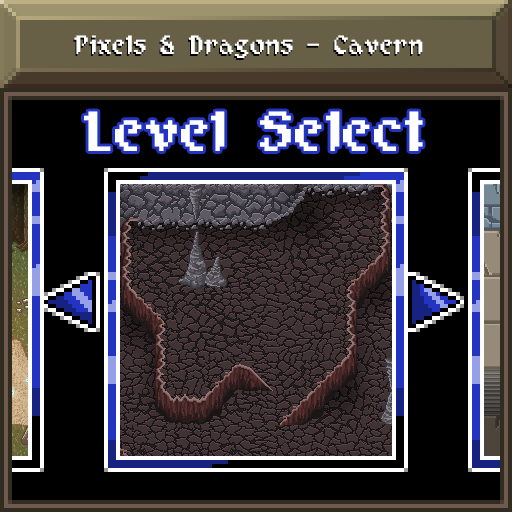 Pixels and Dragons - Cavern