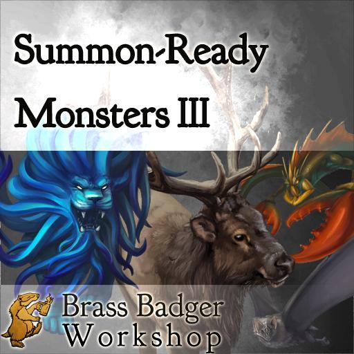 Summon Ready Monsters III