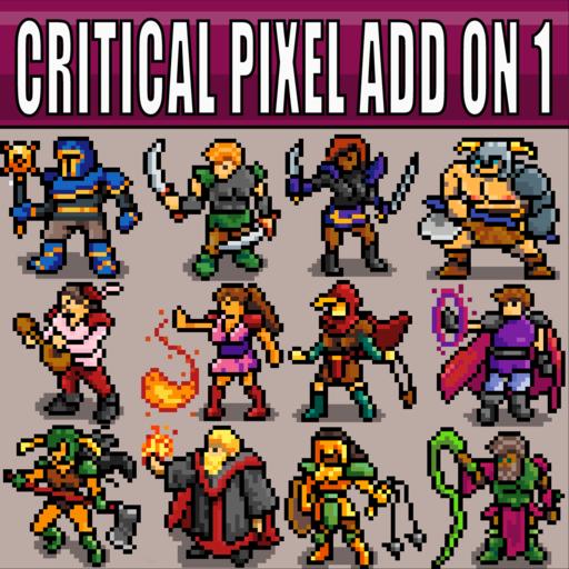 Critical Pixel Addon 1