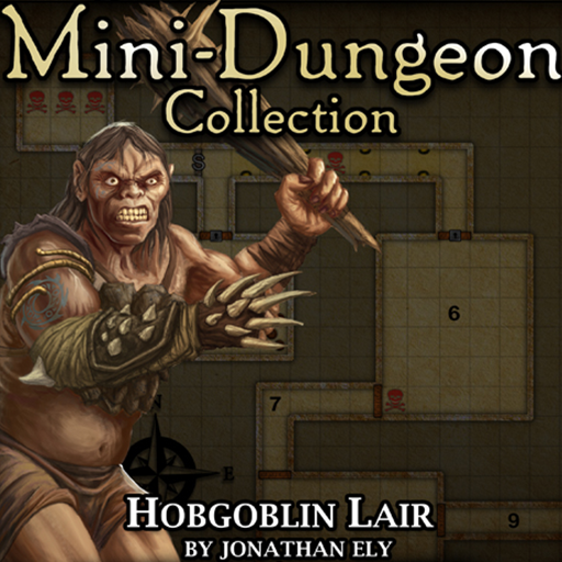 5E Mini-Dungeon #002: Hobgoblin Lair