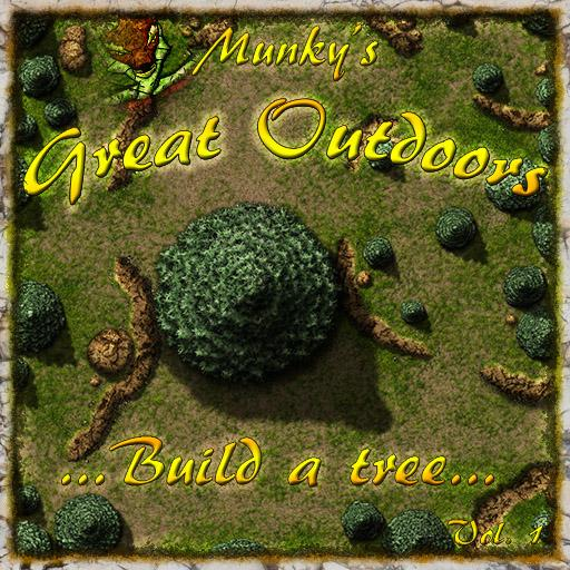 Great Outdoors Vol.1 Build a Tree!