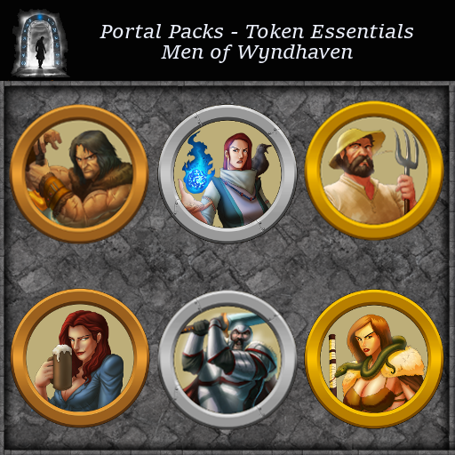 Portal Packs - Token Essentials - Men of Wyndhaven