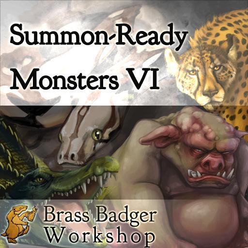 Summon-Ready Monsters VI