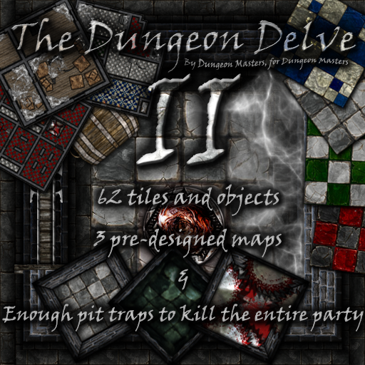 The Dungeon Delve II