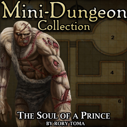 5E Mini-Dungeon #014: The Soul of a Prince