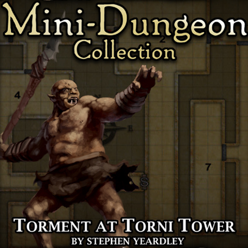 5E Mini-Dungeon #015: Torment at Torni Tower