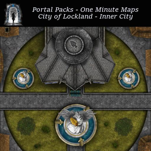 Portal Packs - One Minute Maps - City of Lockland
