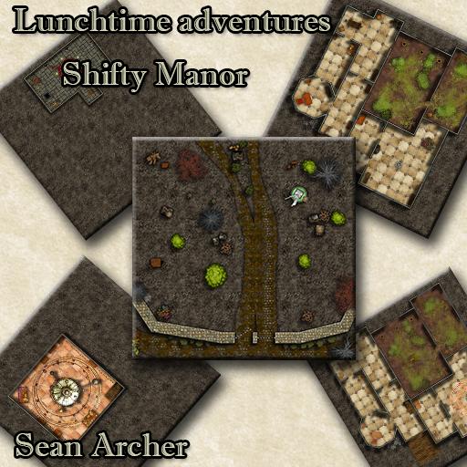 Shifty Manor