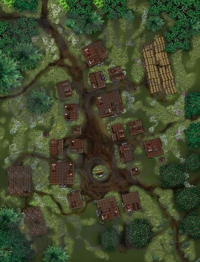 Small Town Roll20 Marketplace Digital Goods For Online