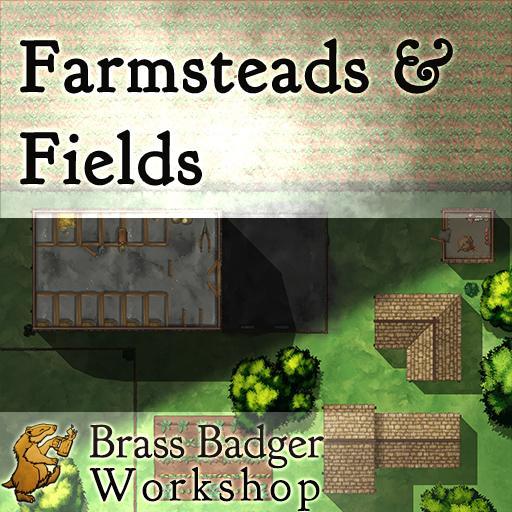 Farmsteads & Fields