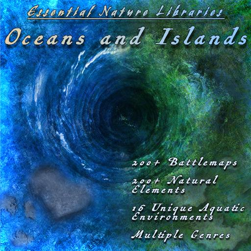 Essential Nature Library: Oceans and Islands