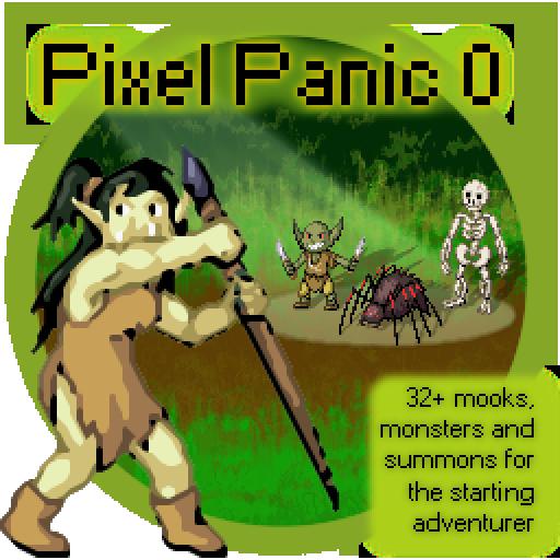 Pixel Panic 0